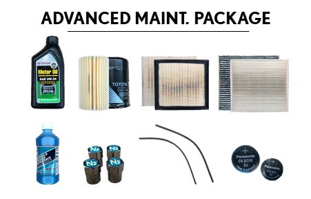 Advanced Maintenance Package