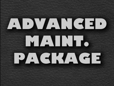 Advanced Maintenance Package