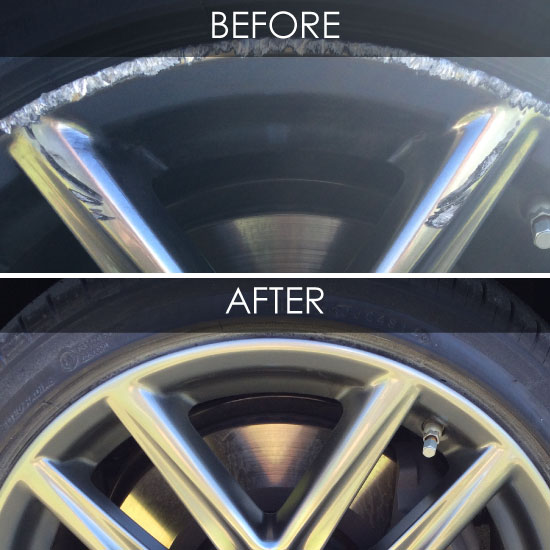 Rim Repair and Refinishing/Tire