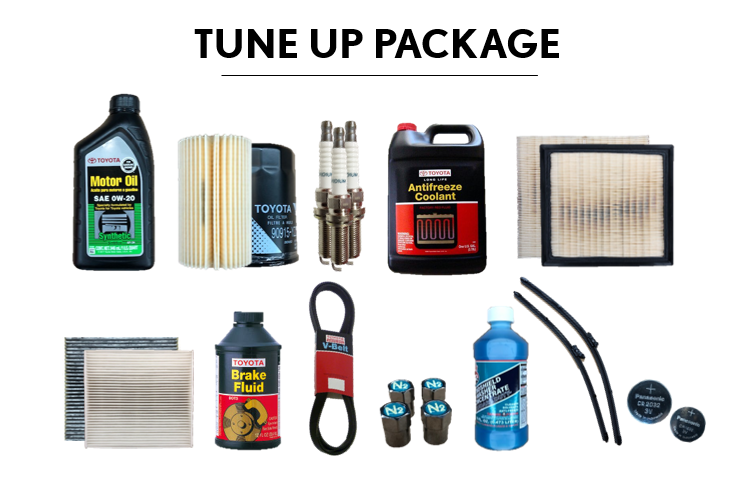 Tune Up Package