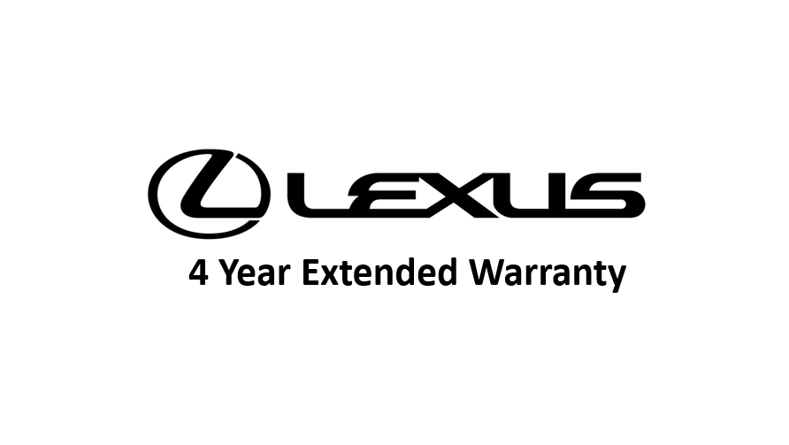 Factory Authorized – 4 Year Lexus Extended Warranty Plan